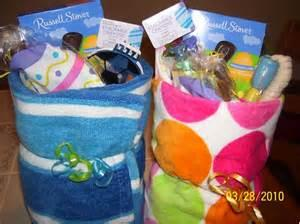 Beach Themed Easter Baskets